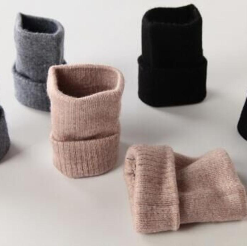 羊绒羊毛护腕保暖袖套透气男女士腕关节防寒时尚运动防扭伤护手套