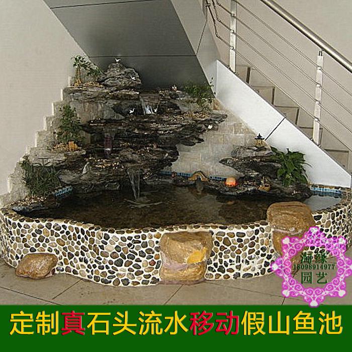 Лестница последний день природный камень глава ложный гора декоративный вода вид комнатный иностранных проточная вода пейзаж вводить семья сад суд больница ремесла украшение