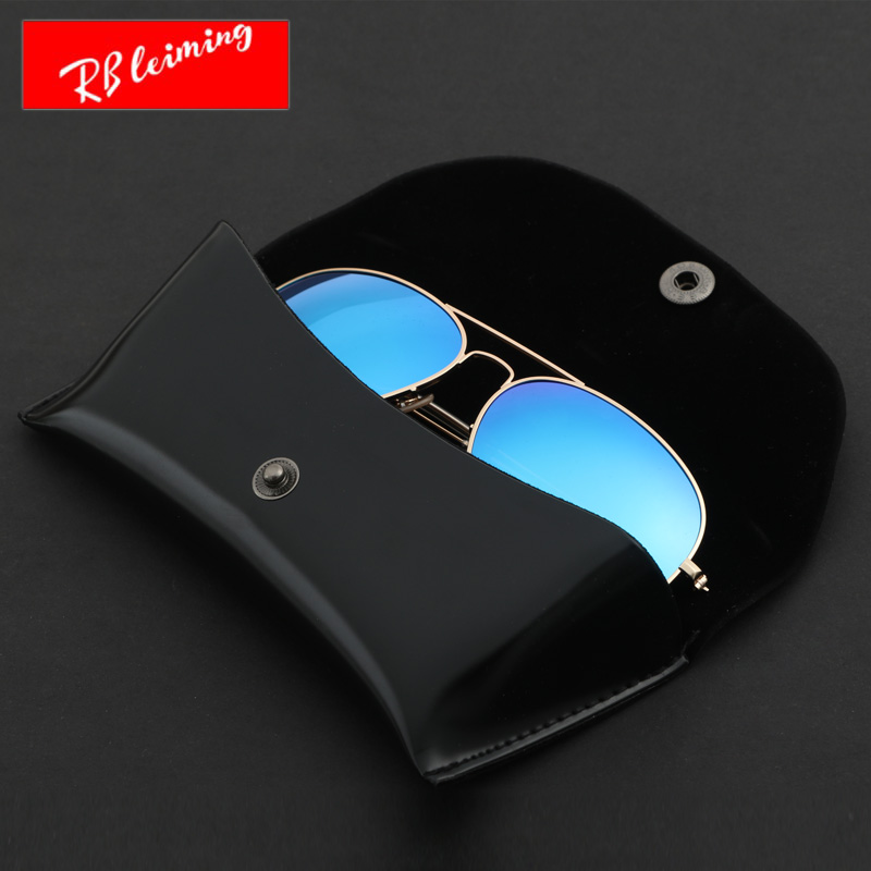 Lei Ming polarizing sunglasses male and female Sunglasses drivers mirror toad mirror pilot color film travel travel sun