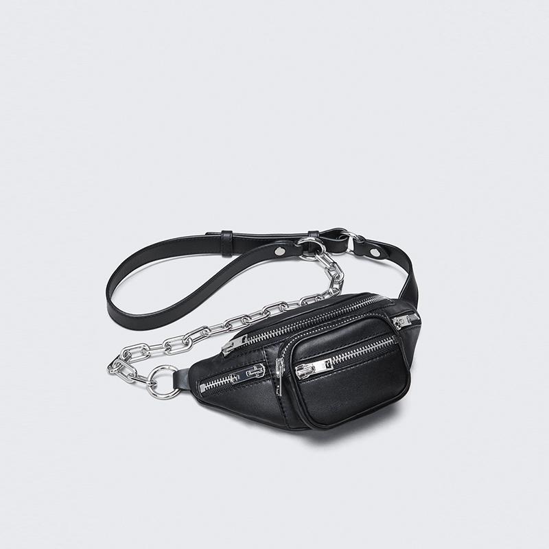 腰包女包2020夏季新款明星同款包韩版斜挎包迷你链条包胸包女