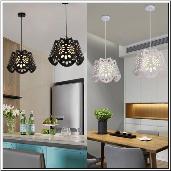 创意大灯底盘公寓休闲大堂美容院简易茶楼客厅灯掉床头吊灯卧室灯