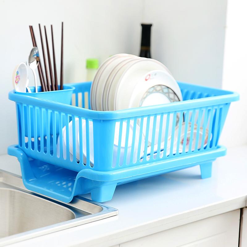 碗架沥水碗架大号碗架厨房用品沥水碗架厨房碗盘置物架碟厨房置物五折促销