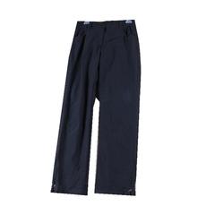 外货 女装春秋季户外登山跑步防水有内衬松紧腰运动裤女士休闲裤