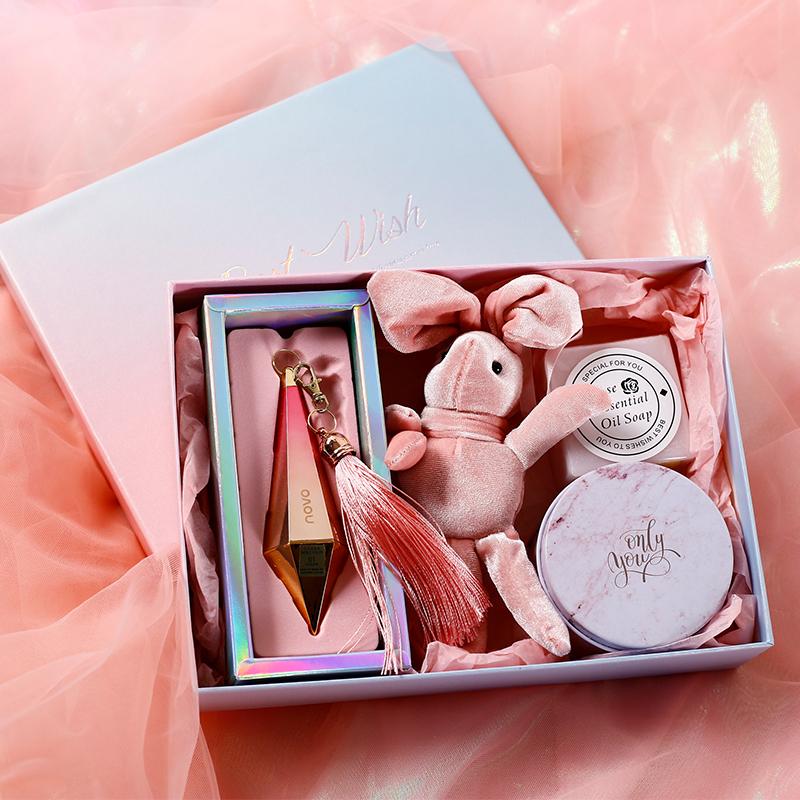 限1000张券抖音同款女生生日创意闺蜜七夕礼物送女友特别的礼物走心小礼物红