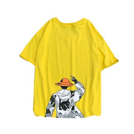 2019新款潮牌短袖男夏季潮流t恤