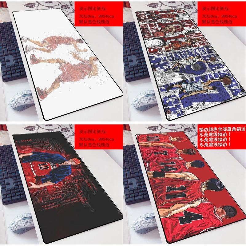 League of heroes lol ghost bride mogana beauty skin game extra thick customized mouse pad package