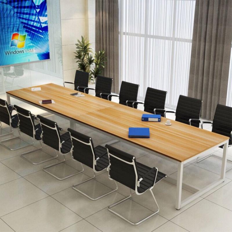 Конференция длинные столы стол легко работа тайвань член работа стол поезд контакт разговор стол простой современный офис член стол стандарт