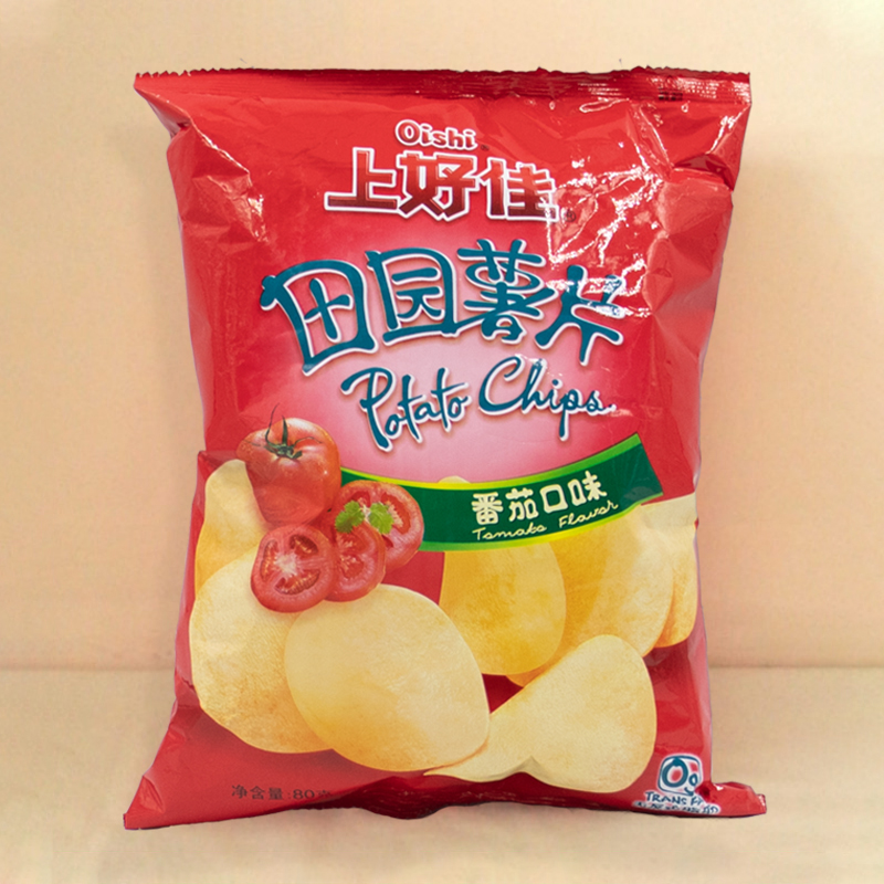 上好佳大包超大整箱膨化食品土豆片(用0.32元券)
