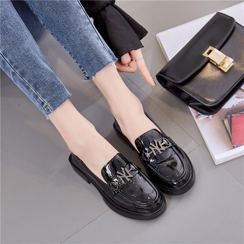 3871春季新款单鞋安安高端定制