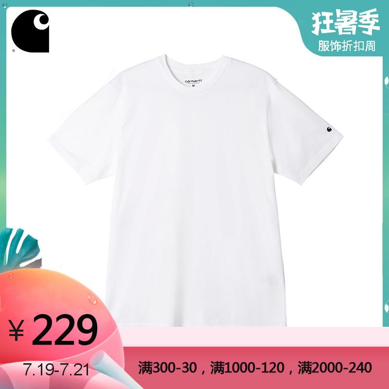 Carhartt WIP 2019男子短袖T恤 II026264