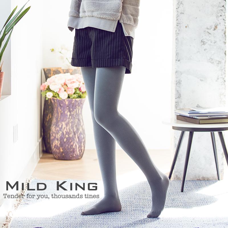 冬新品1200D竖条微压哑光天鹅绒保暖植绒显瘦一体连踩脚打底裤袜