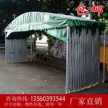 武汉安装定制雨蓬阳台遮阳棚别墅雨棚防晒遮雨窗台棚铝合金雨阳棚