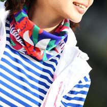 北京森林户外旅行魔术头巾围脖骑行头套防沙透气运动面罩