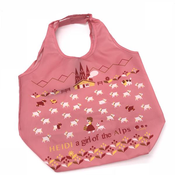 Japan original Heidi resistant to large capacity folding bag sports fitness bag travel shopping bag
