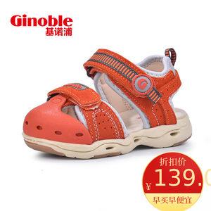 基诺浦ginoble夏款软底宝宝凉鞋