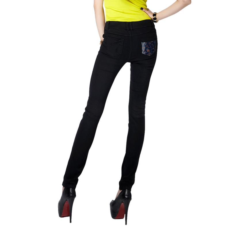 Pantalon collant jeunesse XGB8848 en coton - Ref 773168 Image 3