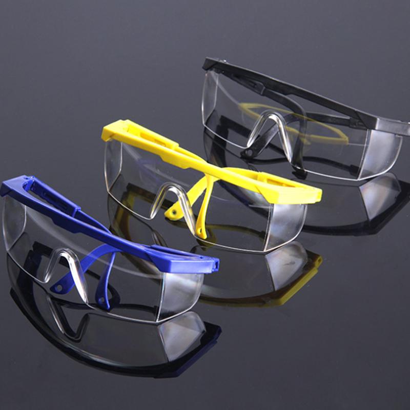 透明护目镜防护眼镜防飞沫防尘防沙防风骑行工业粉尘眼罩劳保风镜