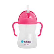 New bbox Straw Cup Baby gravity ball baby learning drink cup with handle bbox flagship store official website