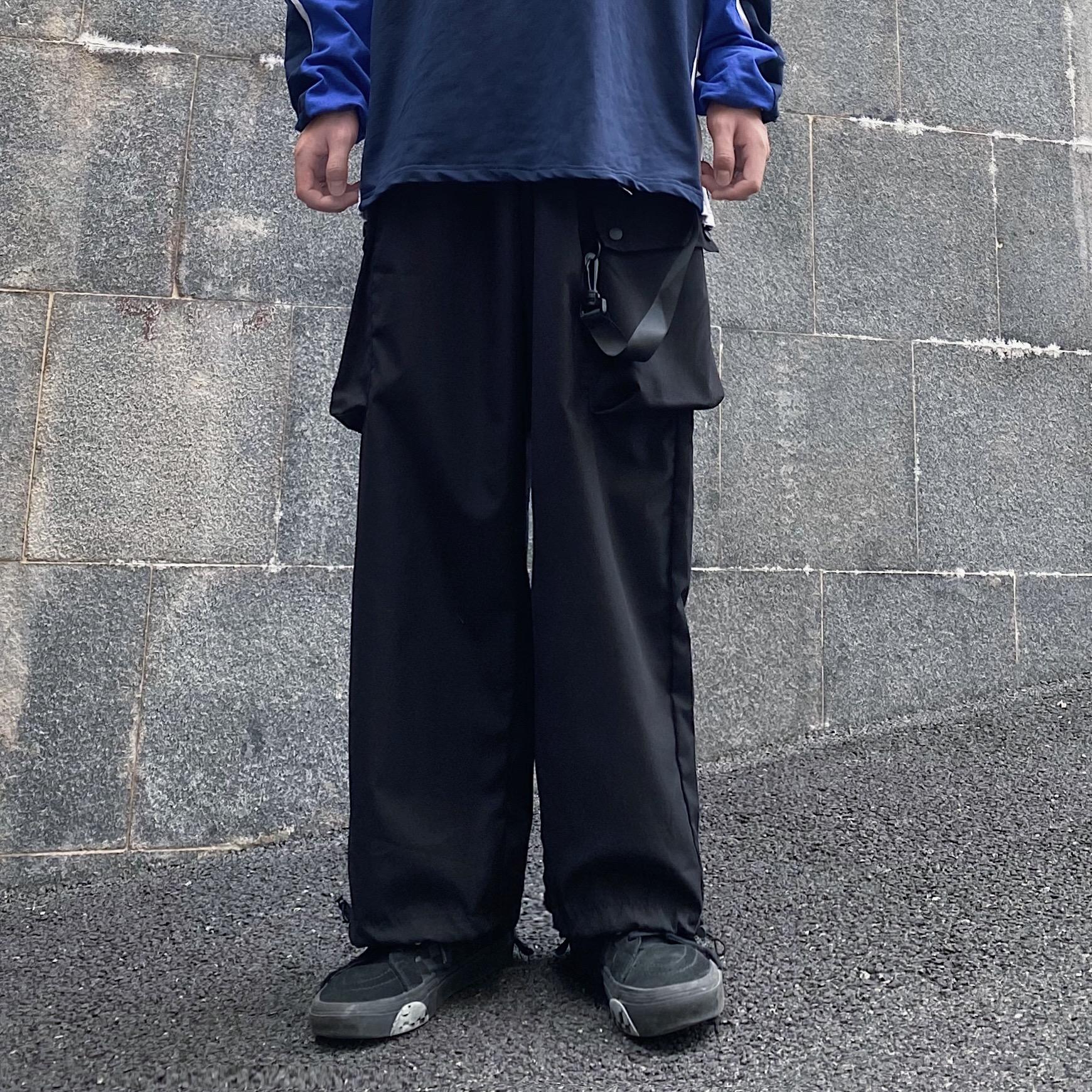 控价37INS日系潮牌复古直筒大口袋束脚休闲工装裤,商品下架区商品下架区,四舍(VIGA)
