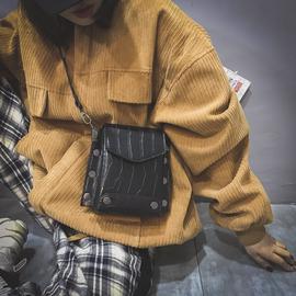 2020新款百搭法國小眾斜挎高級感洋氣質感ins網紅學生手機包包女圖片