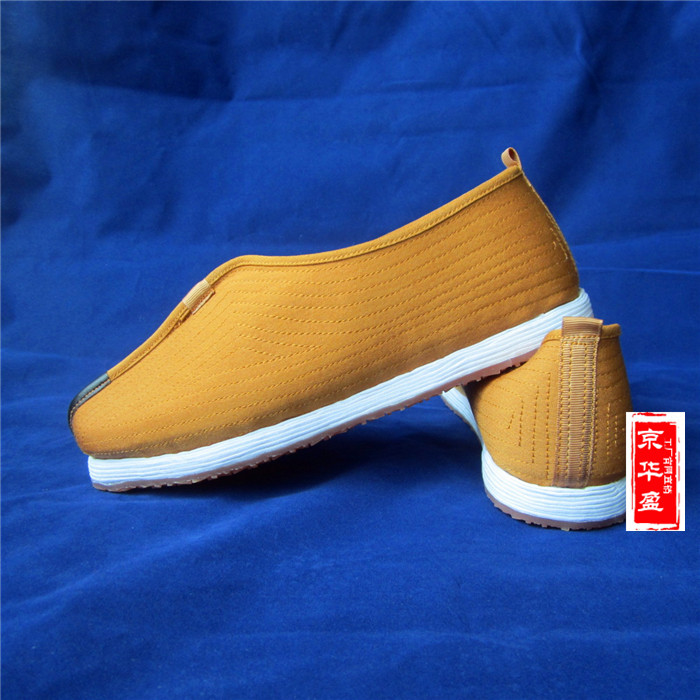 Old Beijing cloth shoes handmade machine nadishang shoes mens cotton cloth shoes and sandals 2019 rolling line manufacturer
