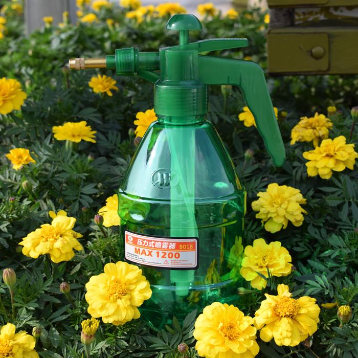 浇花喷壶压力喷壶养花高压喷壶洒水壶喷雾浇水壶园艺用品养花工具