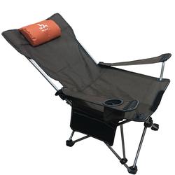 户外折叠椅躺椅便携超轻坐躺两用午休椅钓鱼躺椅子野外露营沙滩椅