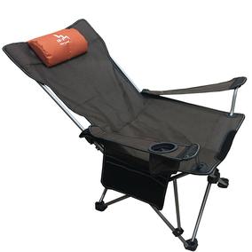 户外便携超轻坐躺两用钓鱼折叠椅