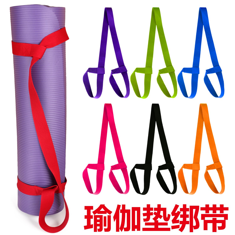 Коврик для йоги. порка хранение веревка хлопок бандаж йога ремень зима теснота коврик для йоги. ремень пакет веревка