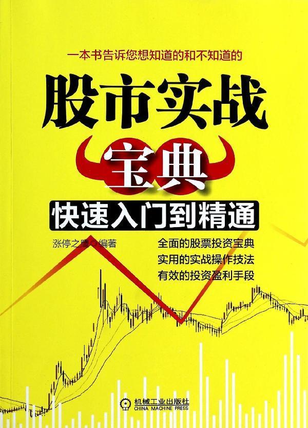 股市实战宝典:快速入门到精通 畅销书籍 股票期货 正版股市实战宝典 快速入门到精通