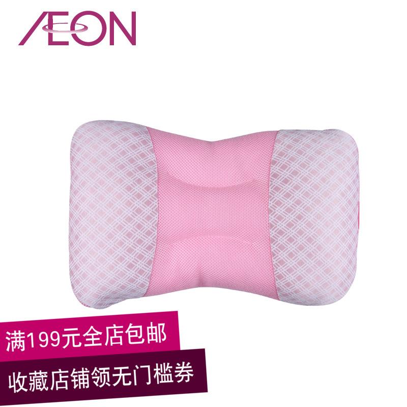 【日本直达】AEON西川家居用品my fit枕头双面材质贴合头型可机洗