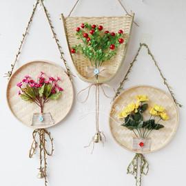 幼儿园空中吊饰挂饰教室创意环创材料墙面装饰森系田园风班级壁饰