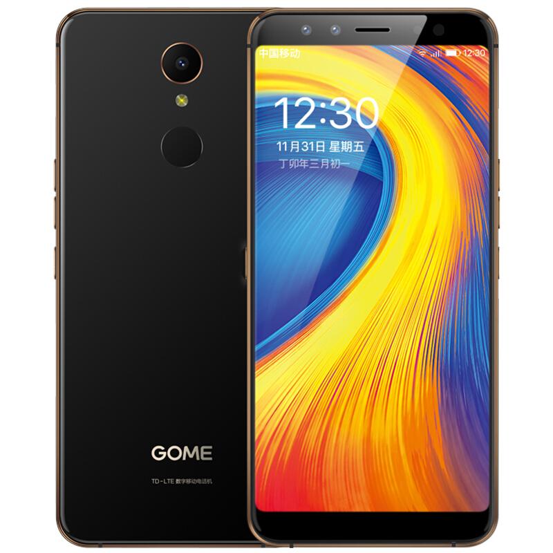 原封Gome/国美U7 6+64G ROOT+XP全网通4G指纹全面屏NFC手机s7/U9