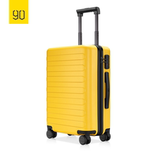 90-minute suitcase 20-inch silent Cardan commercial pull-rod suitcase female Korean version suitcase password box male boarding case