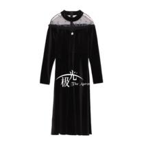 【极光 THE AURORA】时尚韩国设计师款连衣裙12582303 S-XL