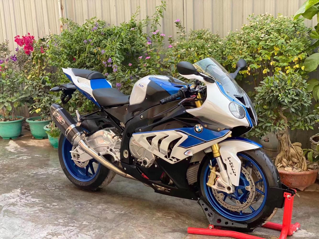 二手进口国产宝马400CC跑车摩托车重型机车S1000趴赛电喷四缸水冷