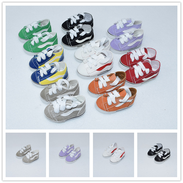 5cm doll shoes accessories 20cm doll shoes exo doll shoes accessories BJD salon pu4cm doll shoes