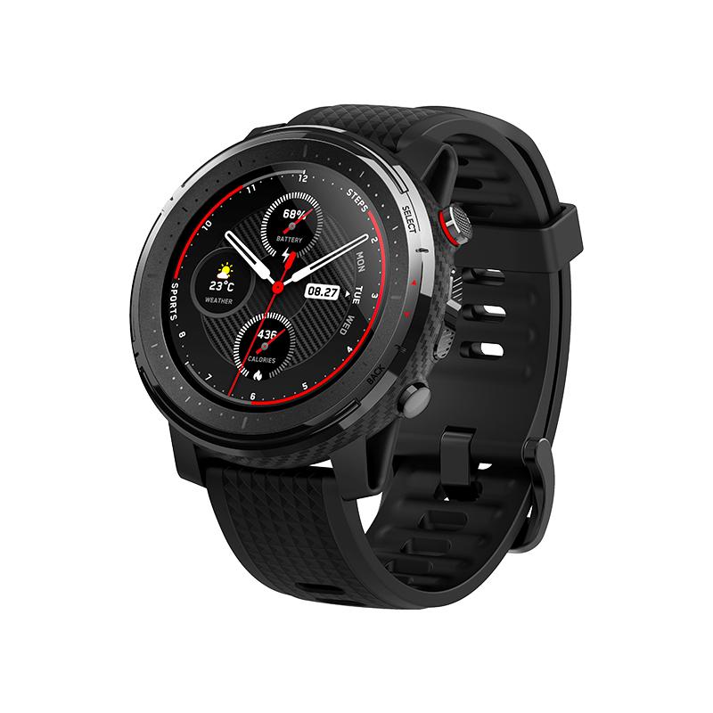 【国家陸上チームの公式推薦】Amazfitスマートスポーツ腕時計3華米屋外GPSランニング