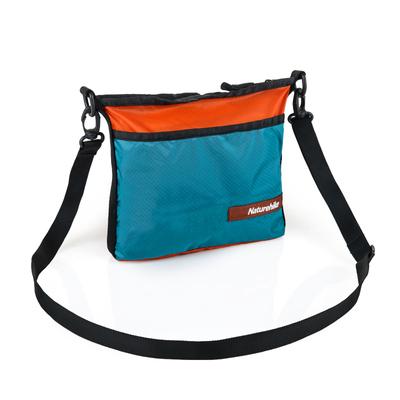 超轻便可折叠单肩斜挎小包防水手机包旅游斜跨小背包证件收纳小包