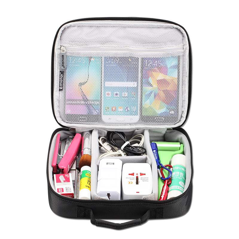 Travel goods storage box electronic products accessories digital equipment storage bag mobile phone data line sorting bag