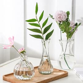 水培创意玻璃花瓶水仙花植物水培容器插花瓶绿萝透明花盆风信子瓶图片