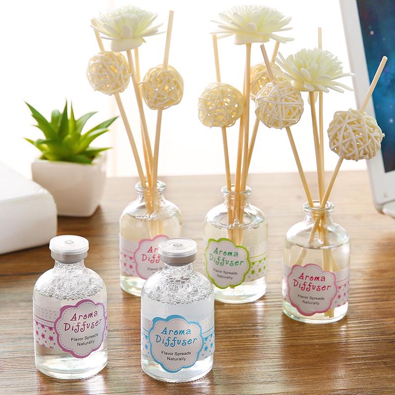 Ароматерапия масло домой комната духи спальня в продолжительный сухие цветы ароматерапия бутылка туалет дезодорант очищать воздух дым ладан
