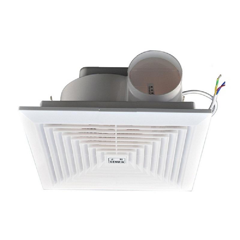 正野12寸管道客厅换气扇 卫生间吊顶吸顶式BPT15-23C排气扇包邮