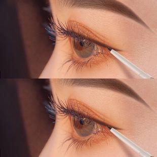 舞动奇迹眼线胶笔内眼线不晕染防水眼睑下至棕色铅笔式硬头初学者