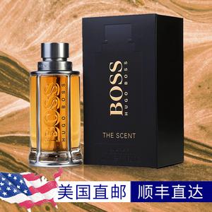 领5元券购买Hugo Boss波士Boss The Scent香味俊尚诱惑男士淡香水
