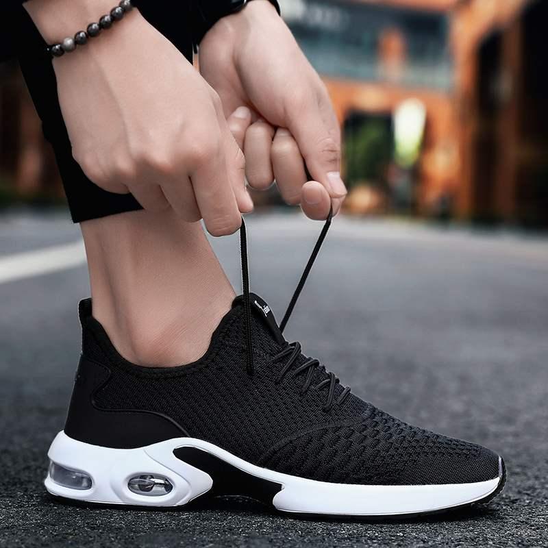 恩施耐克2020新款夏季男鞋运动休闲跑步潮鞋男士户外旅游气垫增高