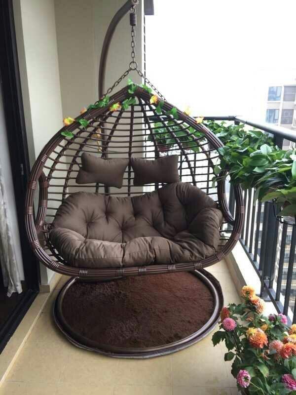 Кресло-качалка один двойной корзина комнатный кресло-качалка качели кресло-качалка плетеный стул гнездо грубый виноградная лоза вешать стул гамак