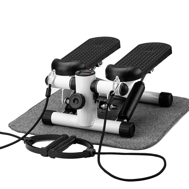 静音踏步机家用迷你脚踏机减肥多功能瘦腿有氧运动健身器材