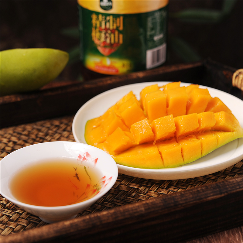 潮汕梅ジュース果物1000 gプーニン酸梅汁にマンゴー青梅の和え物ソース濃縮梅の特産品