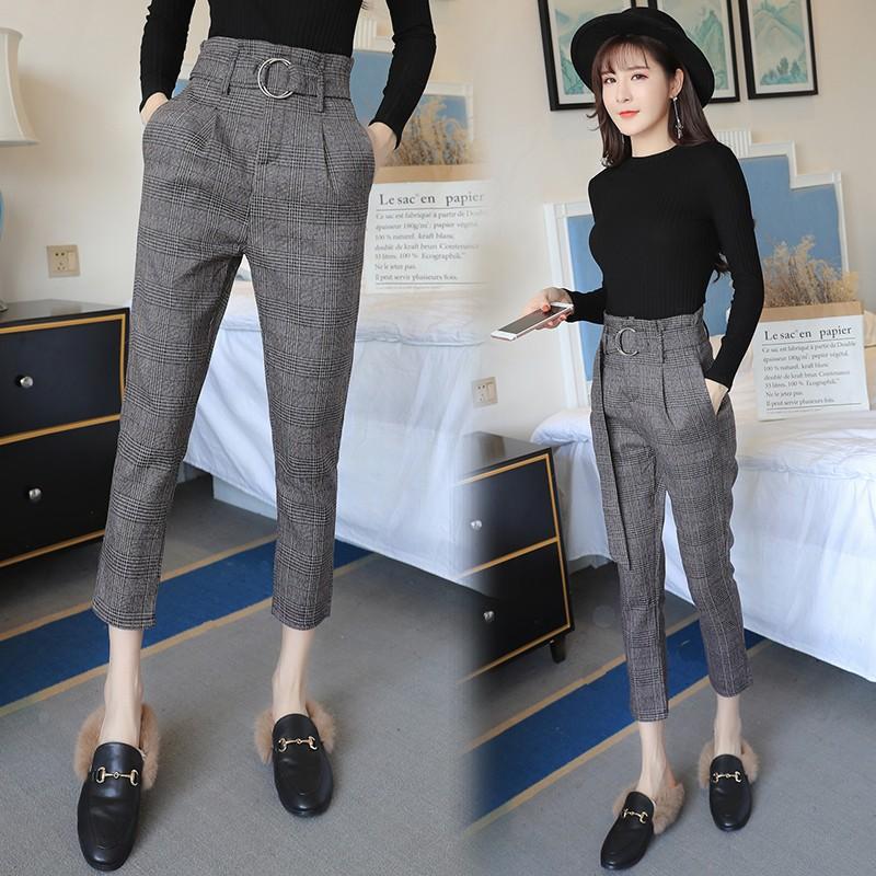 150cm娇小矮个子女装155穿搭配显高瘦两件套145萝卜裤套装140XS秋